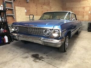 1963 Chevy impala forsale