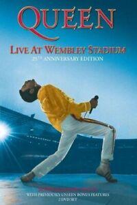 Queen-Live-At-Wembley-Stadium-1986-2-Dvd-UNIVERSAL-MUSIC