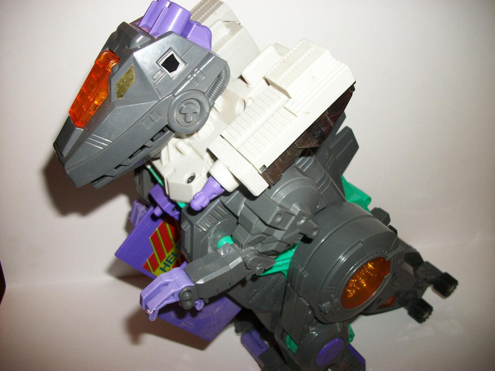 Transformers G1 G1 G1 Hasbro Original Trypticon T-Rex 3e1e4d