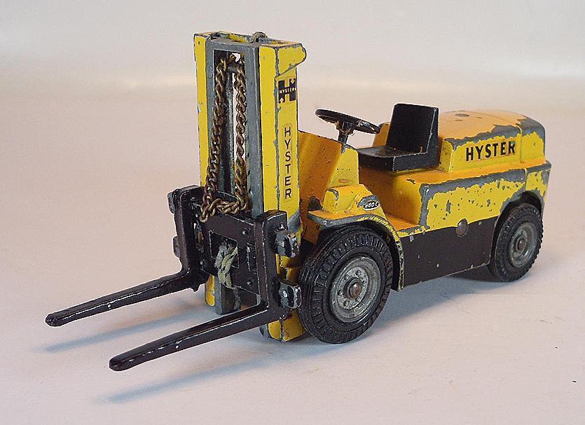 Tekno Denmark Nr  864 Hyster Forklift Gabelstapler Nr  2 2 2 5098