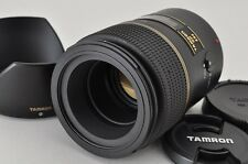TAMRON SP AF 90mm F2.8 Di MACRO 272E Lens for Canon EOS EF Mount #170407a