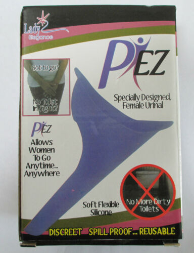Jede Zeit Toilette Lady Eleganz P Ez Reise Damen Urinal