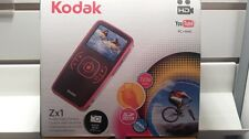 Kodak Zx1 Pocket Video Camera Black 720p HD Weather Resistant Easy Share YouTube