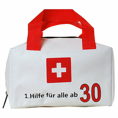 1.Hilfe 30 Geburtstag Tasche Geschenkverpackung witzige Geschenke Scherzartikel