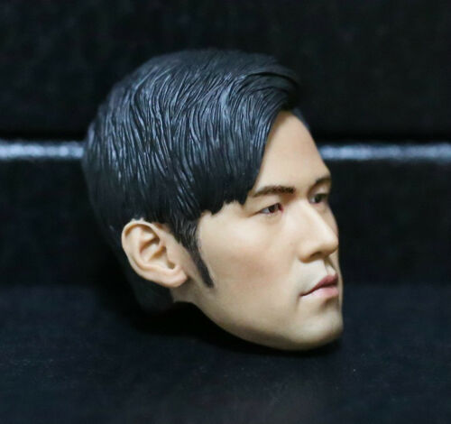 Custom made jay chou asian star 1//6 figure HEAD ONLY