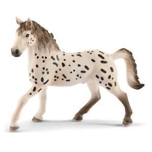 Schleich-13889-Knabstrupper-Stallion-Model-Horse-Toy-Figurine-NIP