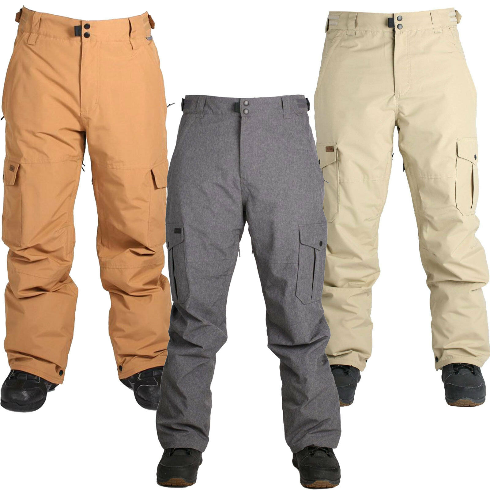 Ride Phinney Insulated Pant Men's Snowboard Ski Snow Winter Trousers