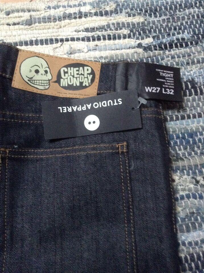 Jeans, Cheap Monday, str. 27