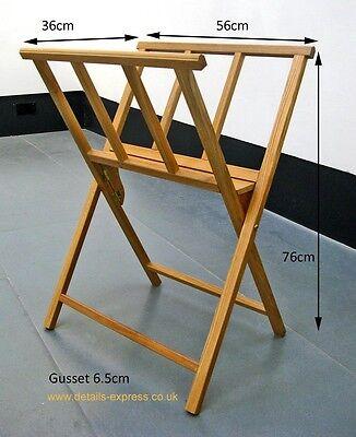 Wooden Print Display Rack / Art Browser / A2 Storage