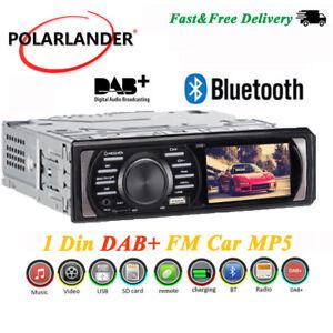 3-034-HD-1-Din-FM-AUX-USB-WMA-Bluetooth-Car-DAB-Radio-Stereo-In-Dash-MP5-Player