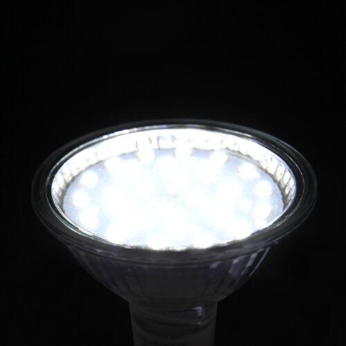 7W 63mm GU10 LED Replacement for 63mm Halogen bulb 650 Lumens Warm or Cool White