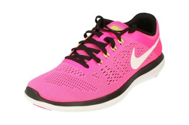 a5ffa4eb367a9a Nike Womens Flex 2016 RN Running Trainers 830751 600 Sneakers Shoes