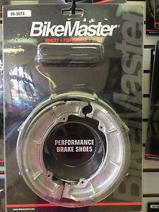 Bayou 250 /& Bayou 300 2x4 Rear Brake Shoes fits Kawasaki Bayou 185 Bayou 220