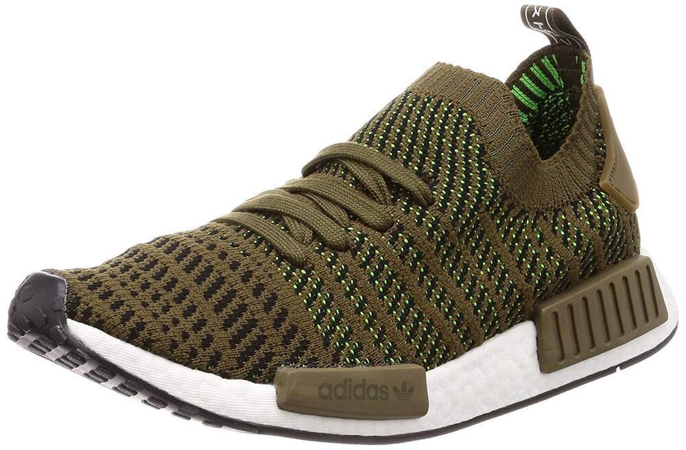 Adidas NMD_R1 Primeknit STLT Baskets Homme-  149-