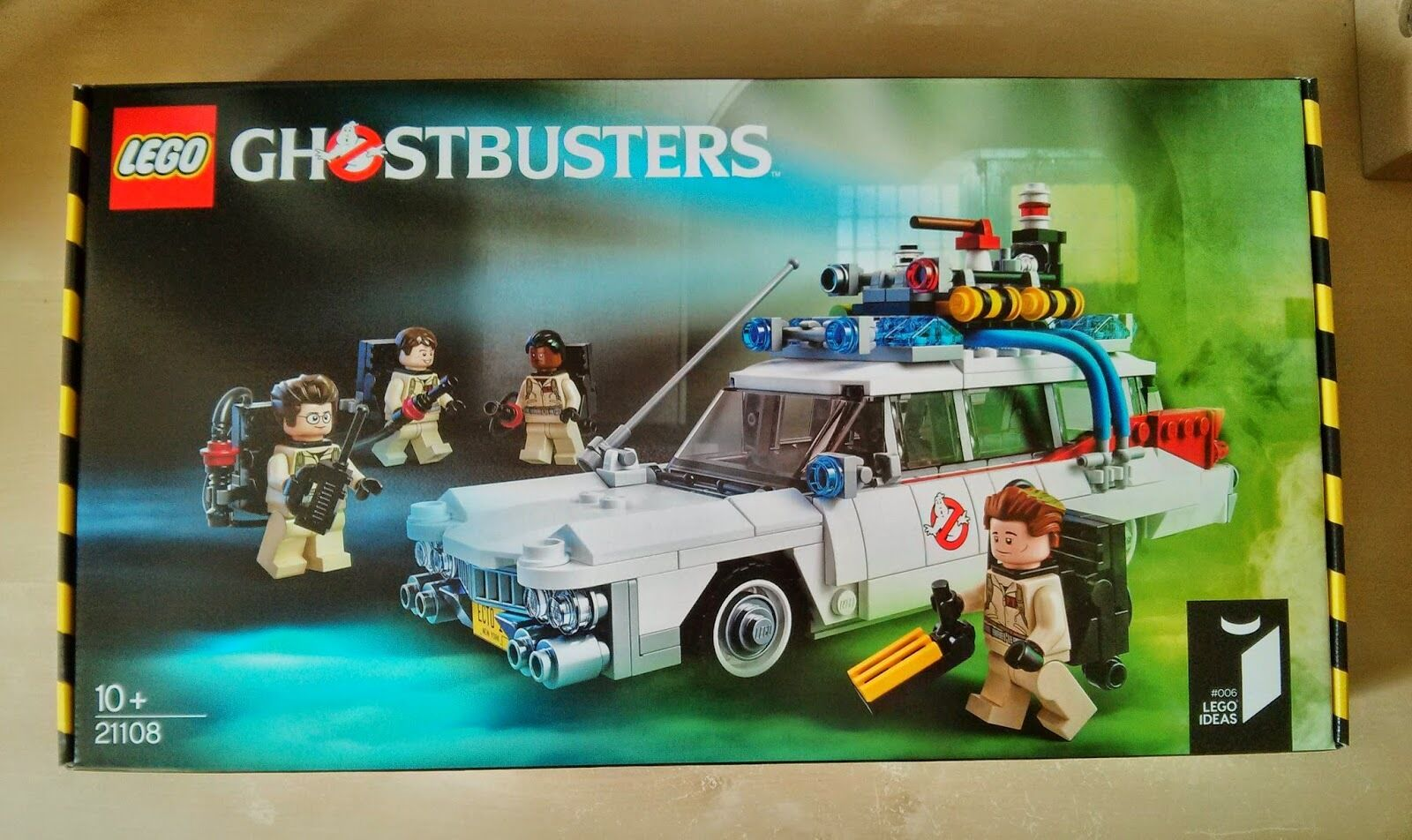 LEGO Ghostbusters Ghostbusters Ghostbusters Ecto-1 21108  - RETIRED BNIB 58e945