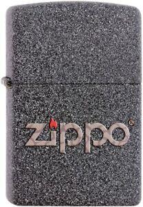 Zippo-Snakeskin-Logo-Lighter-Benzin-Sturm-Feuerzeug