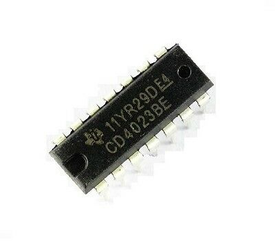 10pcs CD4012BE CD4012 DIP-14 IC original TI