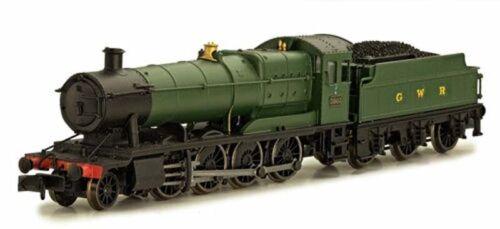 Dapol GWR 28xx 3803 GWR Green N Gauge DA2S-009-004