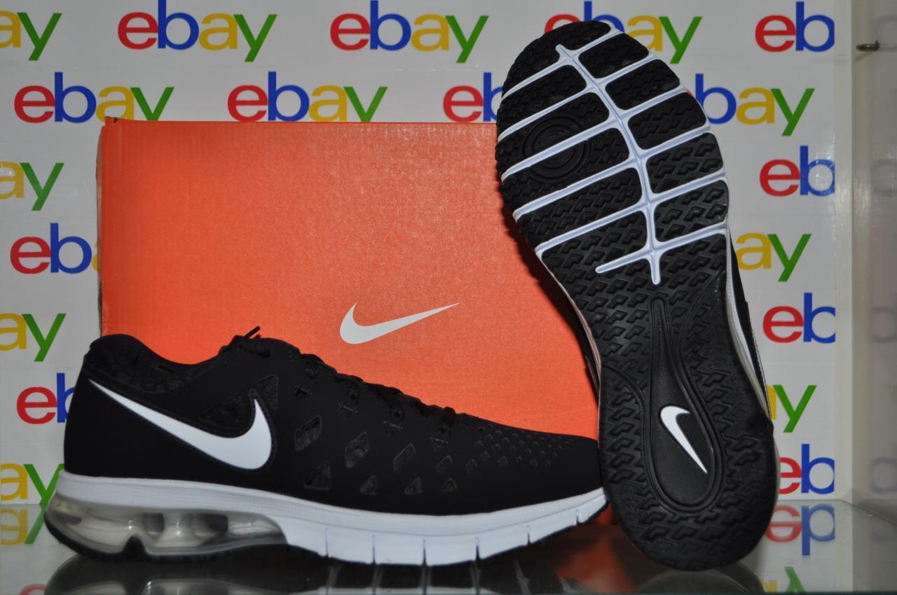 Nike Air Trainer 180 Mens Training shoes 916460 001 Black White NIB