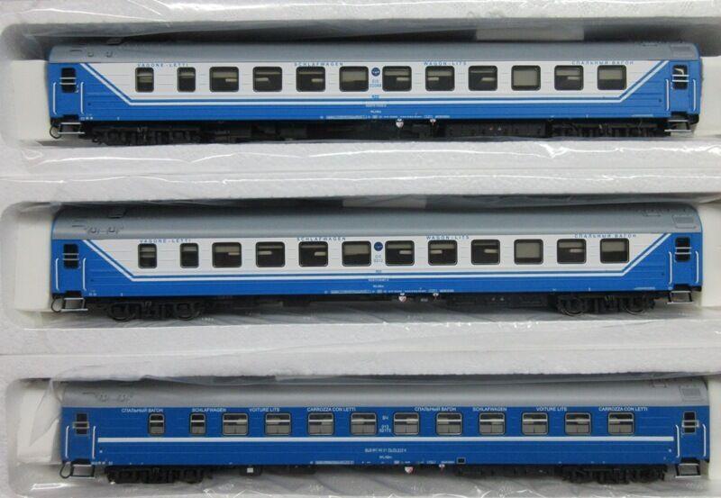 ACME 55150 55150 55150 sonno Wagenset della RZD traccia h0 corrente continua DC NUOVO da9e7d