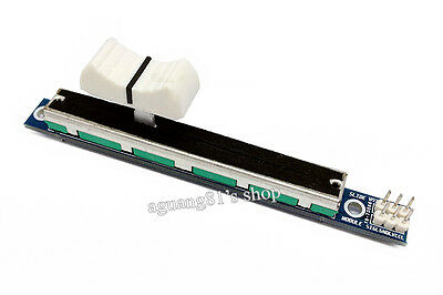 Analogue Slide Potentiometer linear Slide Fader 60MM For Arduino compatible