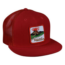 Kelly Green Kanaka Maoli Hawaii Snapback Hat by LET/'S BE IRIE
