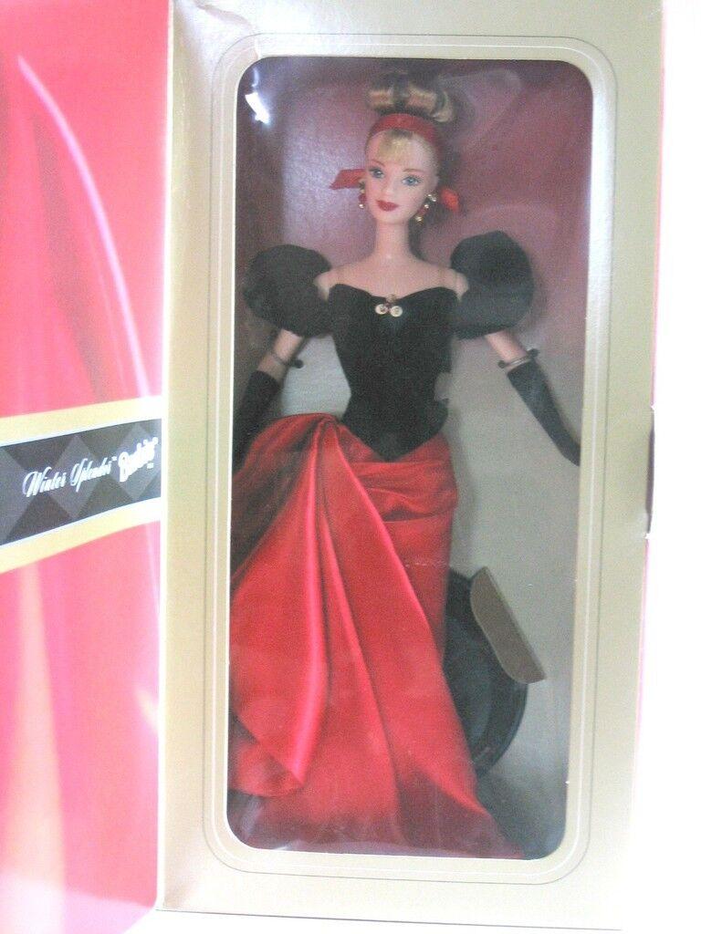 Barbie - 1998 Avon  invierno esplendor  Barbie