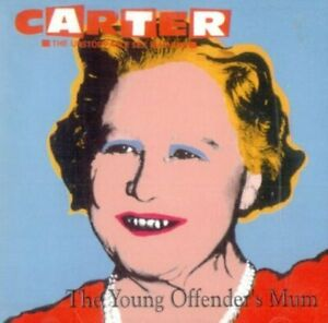 Carter the unstoppable Sex Machine - CD - Worry bomb