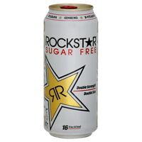 Rockstar Energy Drink Sugar Free 16oz. - Choose Your Pack