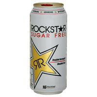 Rockstar Energy Drink Sugar Free 16oz. - Choose Your Pack