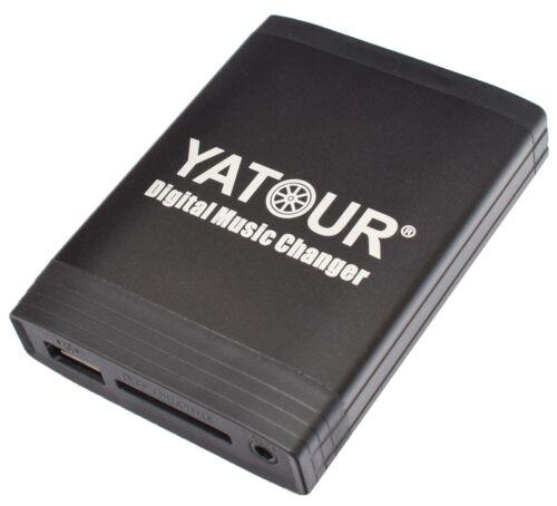 Peugeot 207 307 cc 308 407 SW 607 807 1007 rd4 USB adaptador aux