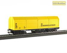 Lux H0 9136 MLR-1 Mittelleiterreinigungs-Wagen AC~ System Märklin