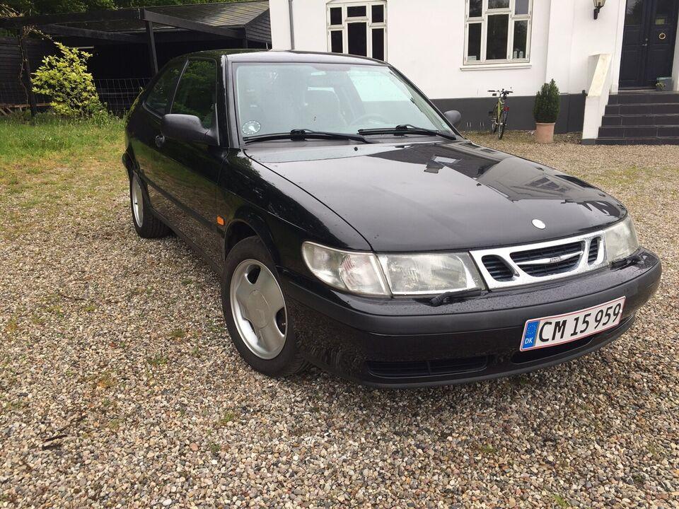 Saab 9-3, 2,0i Cabriolet, Benzin