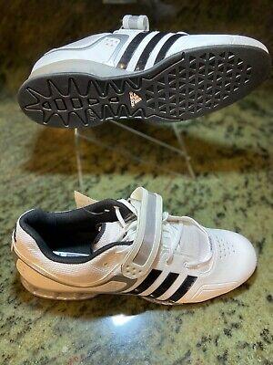 NEW Adidas Adipower Weightlifting M25733 men shoe weightlift lifter powerlift 14 | eBay