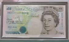 Lowther Stephenson QM20 £5 And £5 Crown 2000 Queen Mother's Birthday Cover