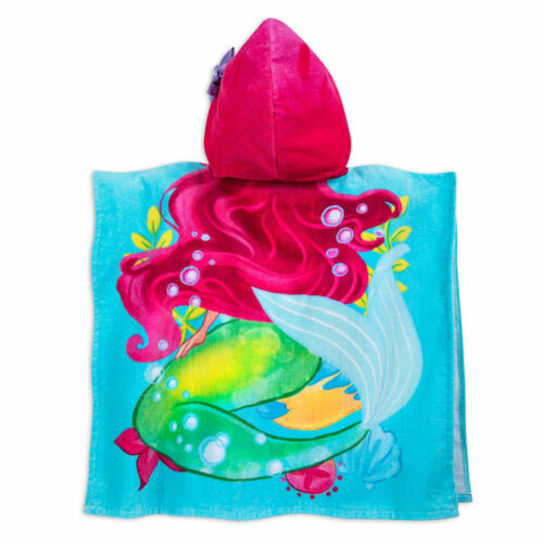 Details about  /Ariel Hooded Towel for Kids