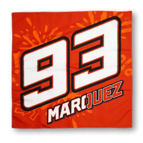 MMUBA 162207 New Official Marc Marquez 93 Bandana