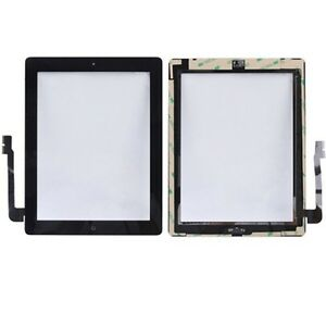 Touchscreen Digitizer Verre Display Noir Apple Ipad 4 Home Button Outil-afficher Le Titre D'origine Ehoxbos9-07163326-675865631