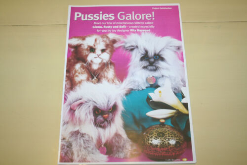 Unusual Cat Sewing Pattern