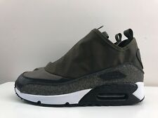 Nike Air Max 90 Mid Utility Trainers UK 8 EUR 42.5 Oliver Green 858956 300
