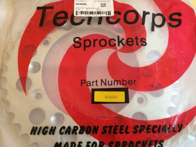 JT Sprockets JTR245//2.47 47T Steel Rear Sprocket