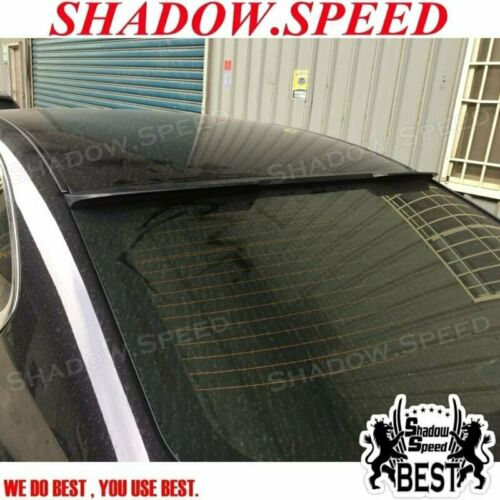889 HRW Painted Rear Window Roof Spoiler Wing For 2010-15 Ford Taurus SHO Sedan