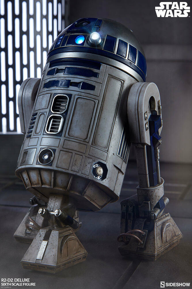 Sideshow Collectibles R2-D2 Deluxe Star Wars 1/6 scale