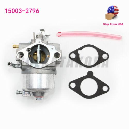 CARBURETOR 15003-2796 FOR KAWASAKI FB460V 4 STROKE ENGINE REPLACE 15003-2777 US