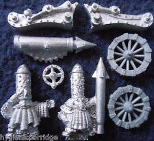 1992 Chaos Dwarf Rocket Launcher 075820 War Machine Citadel Warhammer Army Evil