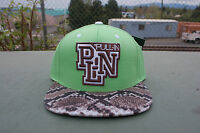 2013 Pull-in Casquette Snap Snake Hat $30 Brand One Size