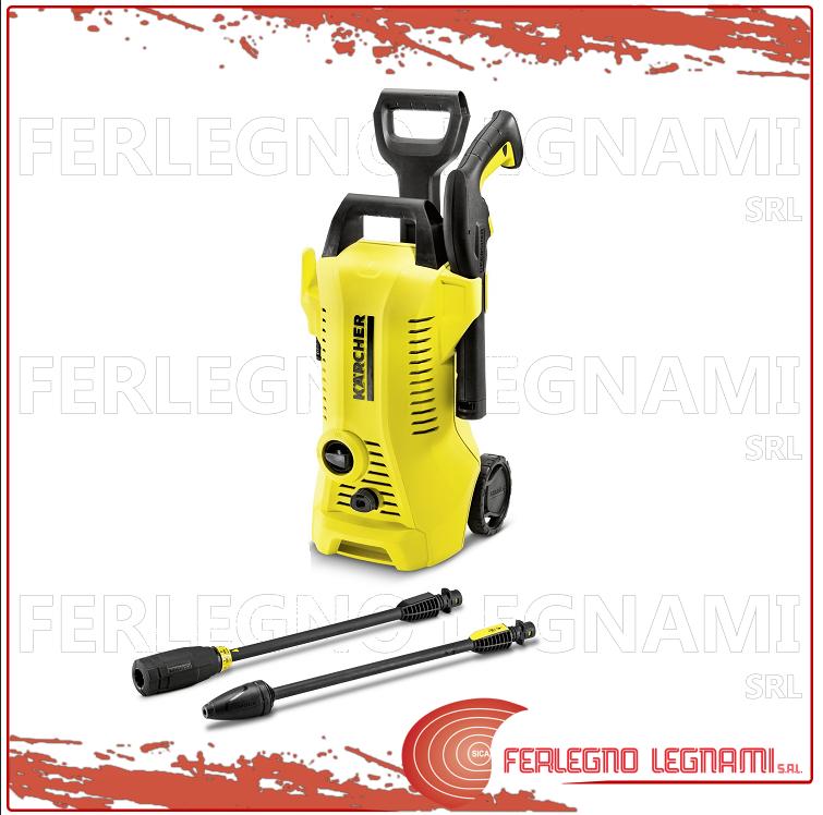 IDROPULITRICE 1400W K2 FULL CONTROL CON ACCESSORI LANCIA TUBO KARCHER ART.95020