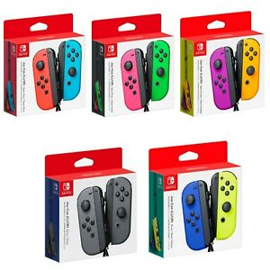 NEW-Nintendo-Switch-Joy-Con-Wireless-Controller-PICK-Your-Color-Official