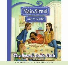 Main Street #5: The Secret Book Club - Audio Library Edition