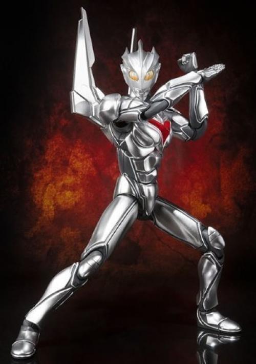 NEW ULTRA-ACT Ultraman Nexus ULTRAMAN NOA Action Figure BANDAI TAMASHII NATIONS